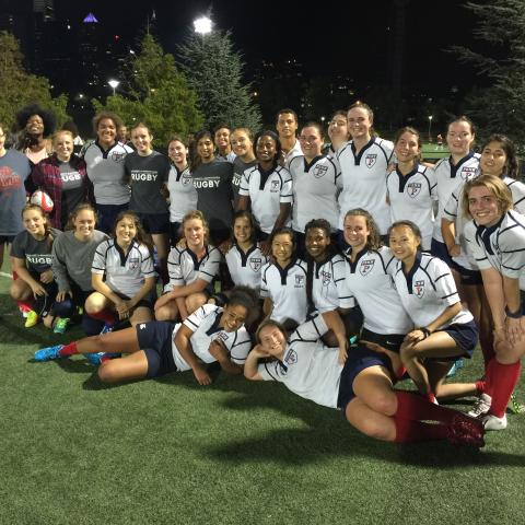 Fall Penn Rugby