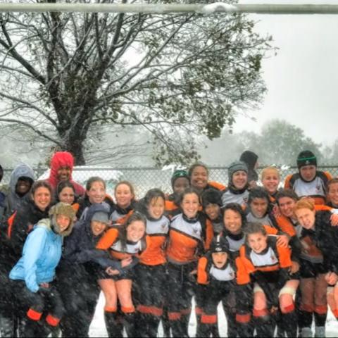 Princeton Women vs Boston U