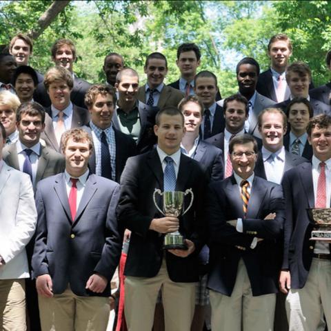 Princeton Men Spring 2017