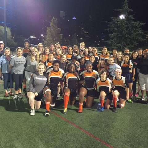 Princeton Fall Rugby