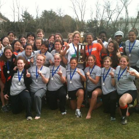 Princeton Women - 2013 Ivy Champs