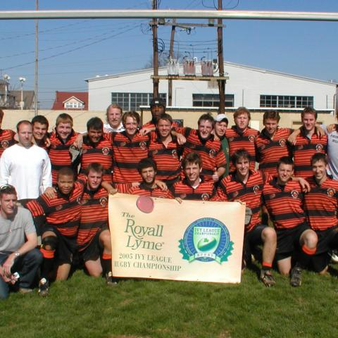 2005 Princeton Rugby