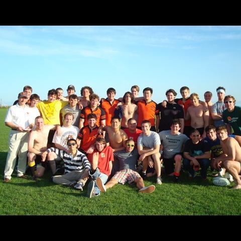 2009 California Tour Princeton