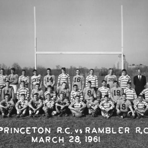Princeton vs St. Louis Ramblers over the years