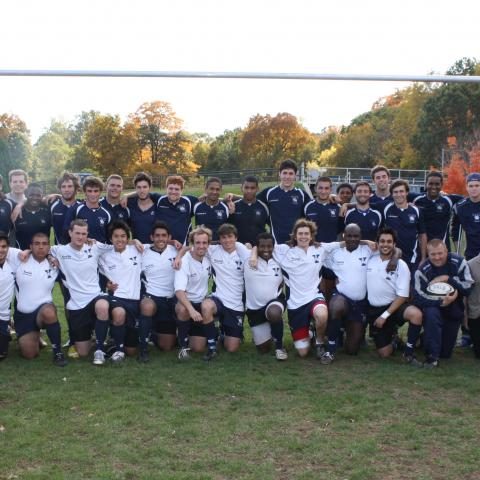 2010 Yale Men