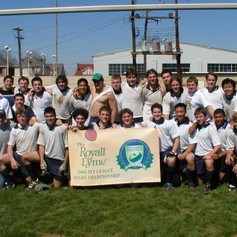 2005 Yale Rugby