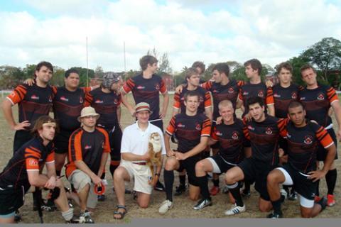 Princeton Men Excel in Barbados