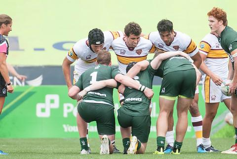 Dartmouth Finishes the Season as One of the Top 7s Teams in the Country