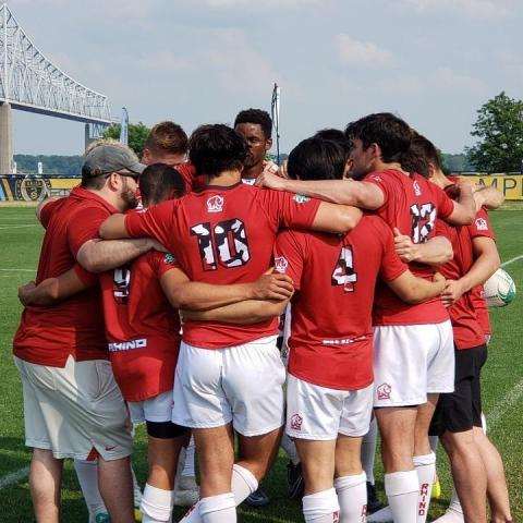 Fordham Earns Spot in 2020 College Rugby Championship