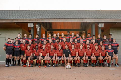 Princeton Mens Team Photo