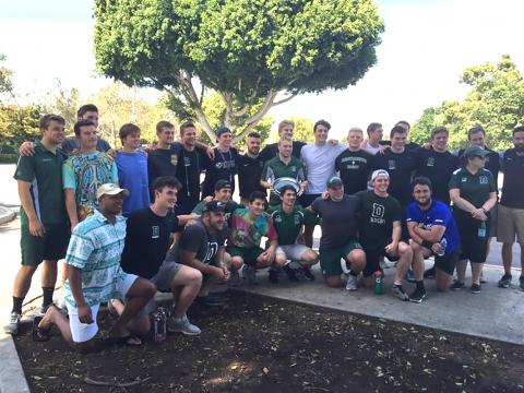 Dartmouth Rugby at D1AA Nationals