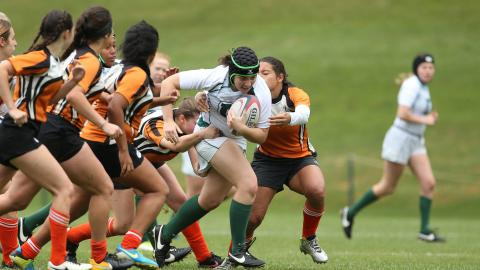 Dartmouth women's rugby 57-0 over Princeton