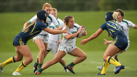 Dartmouth Women's Rugby end season 8-1