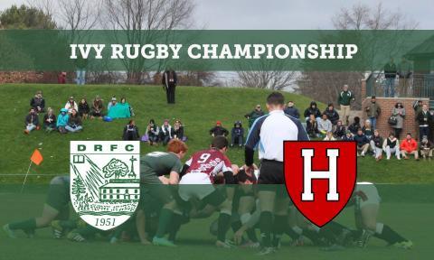 Dartmouth v Harvard Ivy Rugby Championship