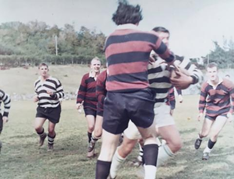 50 Years of Bermuda Rugby Time Travel