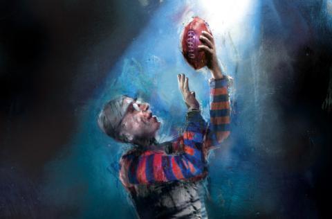 American interpretation of old English Rugby