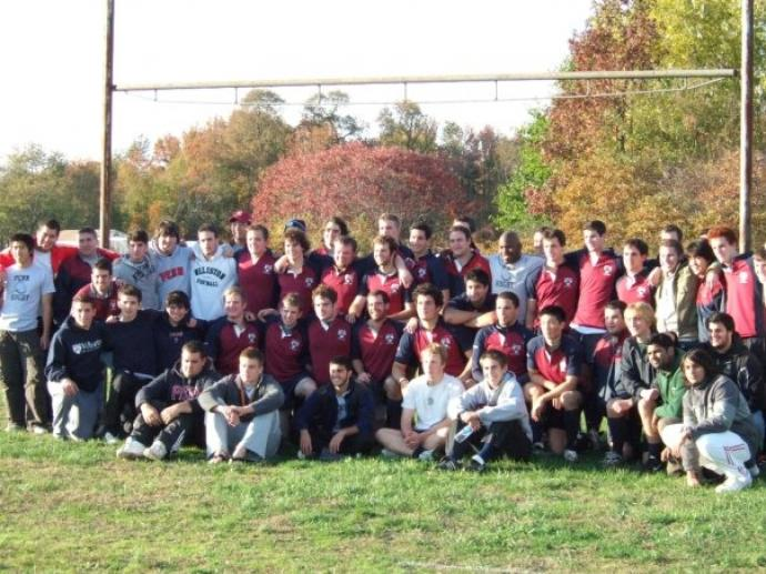 2008 University of Pennsylvania Men's Rugby