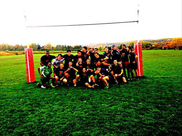 Fall 2014 Penn Men