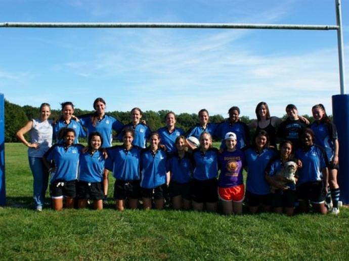 2010 Columbia Women
