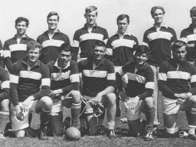 1967 Yale Men