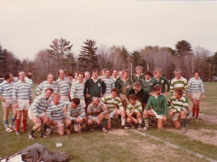 Summer 1980 Dartmouth Men