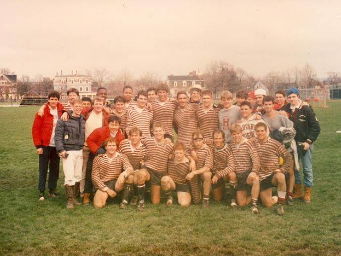 Ivy League Champs Harvard 1989