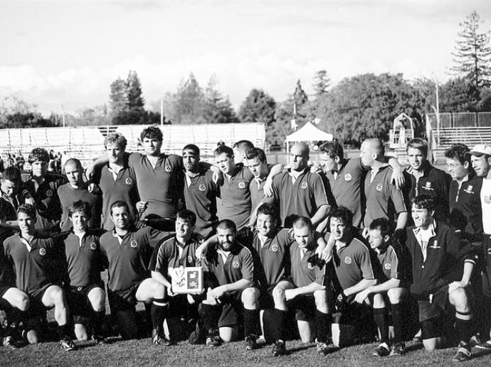 Harvard Rugby 2003 Nationals