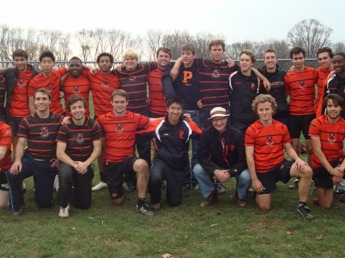 Princeton Rugby 2012 Sevens