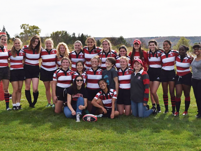 Cornell Women Fall 2017