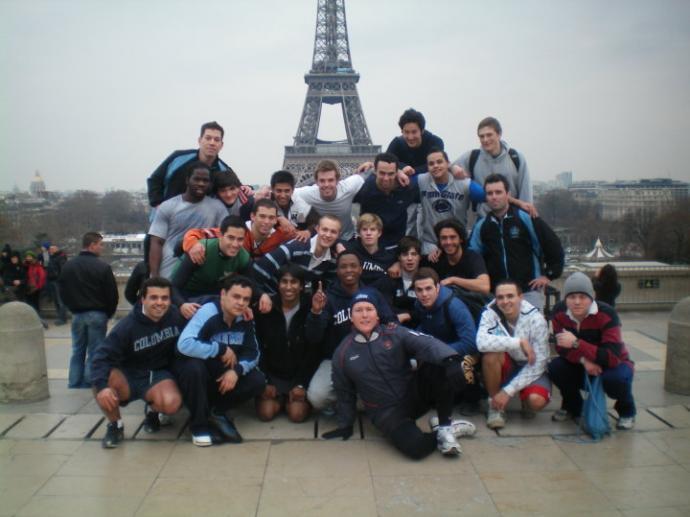 2010 Columbia Men
