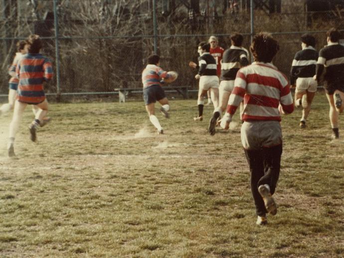 Penn vs Haverford College 1982