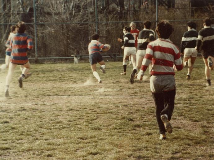 Penn vs Haverford College 1982