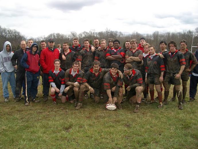 2003 Cornell Men's Rugby team