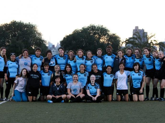 Columbia Women Fall 2012