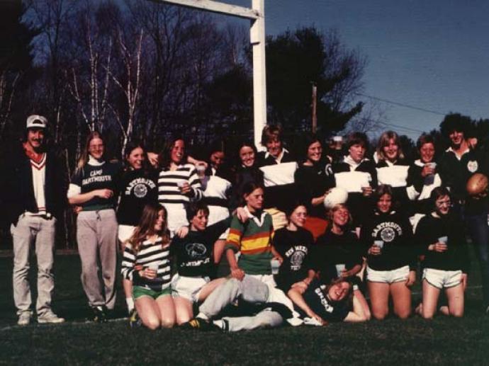 1978 Dartmouth Women Team Record: 3-0