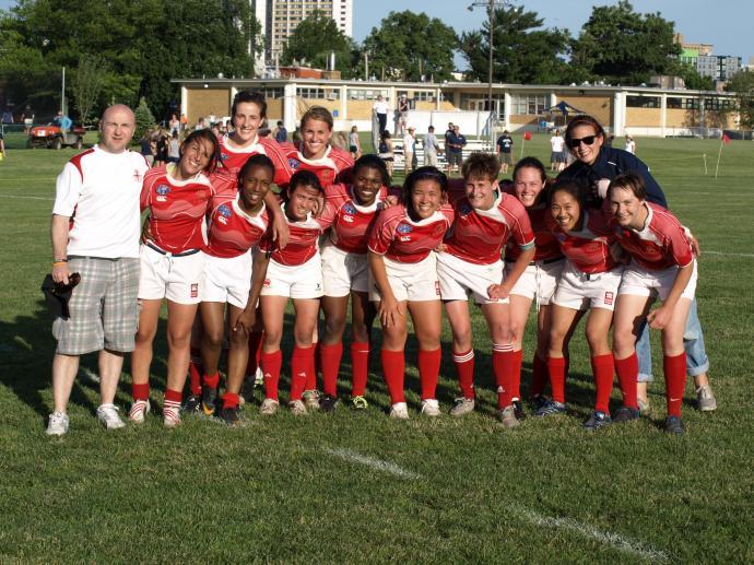 Summer 2011 Brown Women