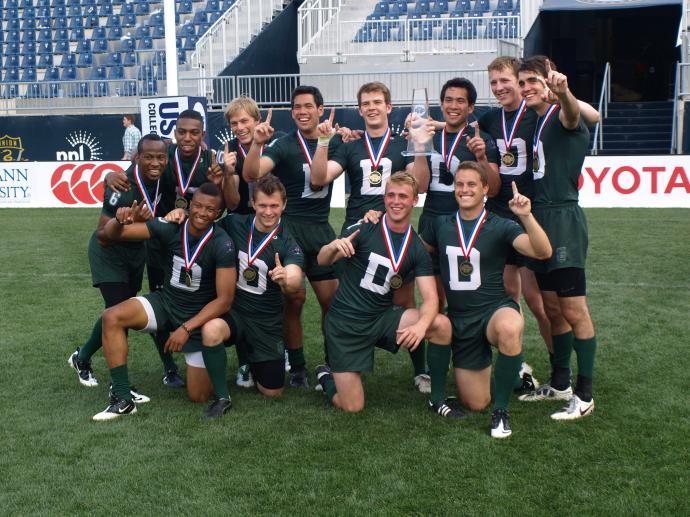 Summer 2011 Dartmouth Men's rugby
