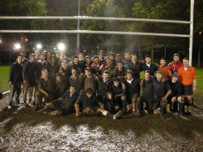 2007 Penn Rugby