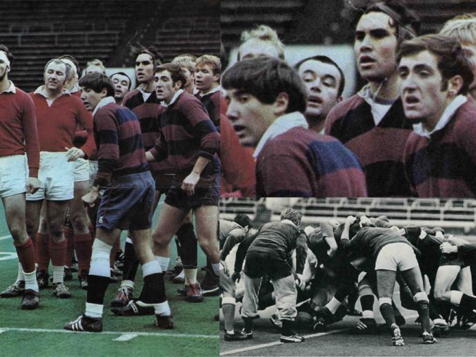 1970 Penn Men's rugby team