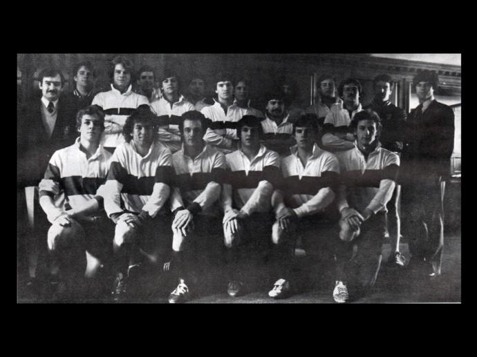Spring 1983 Yale Men Tour to Ireland