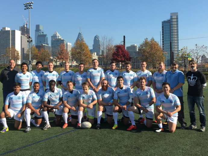 Columbia Men Fall 2016