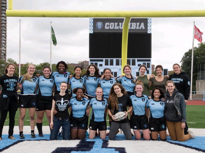 Columbia Women Fall 2017
