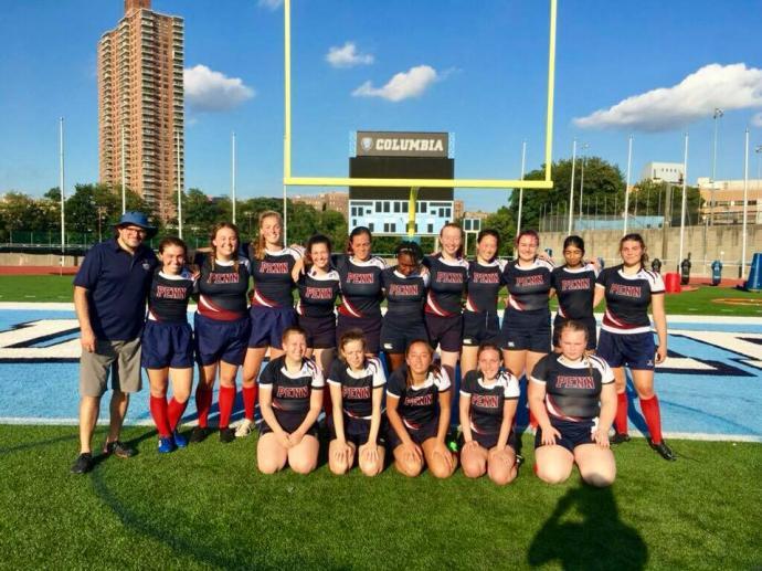 Penn Women defeat Columbia on the road
