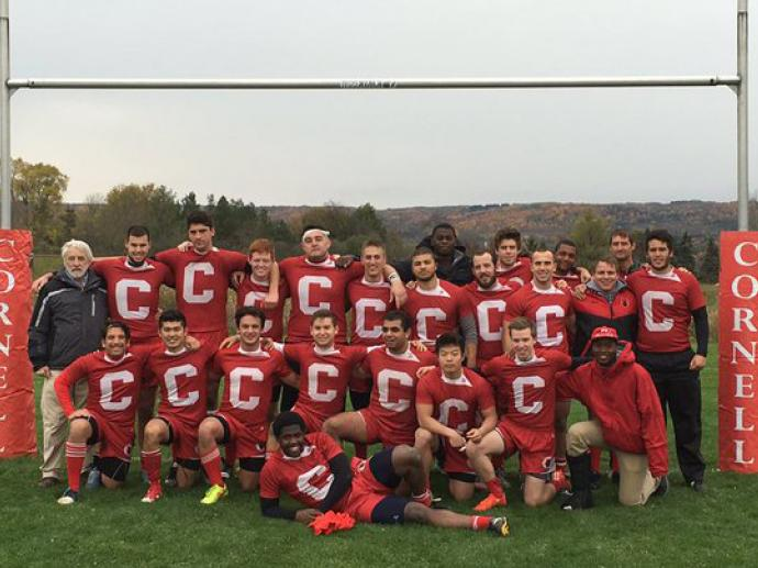 Cornell University Rugby Fall 2015