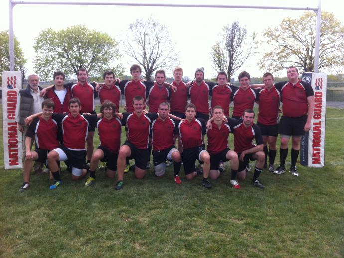 Cornell University Men Spring Ivies 2012