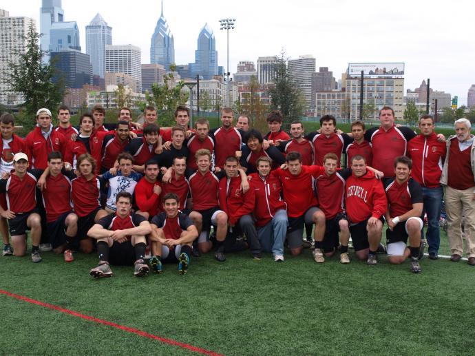 Cornell University Rugby team