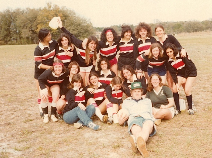 Cornell Rugby 1977