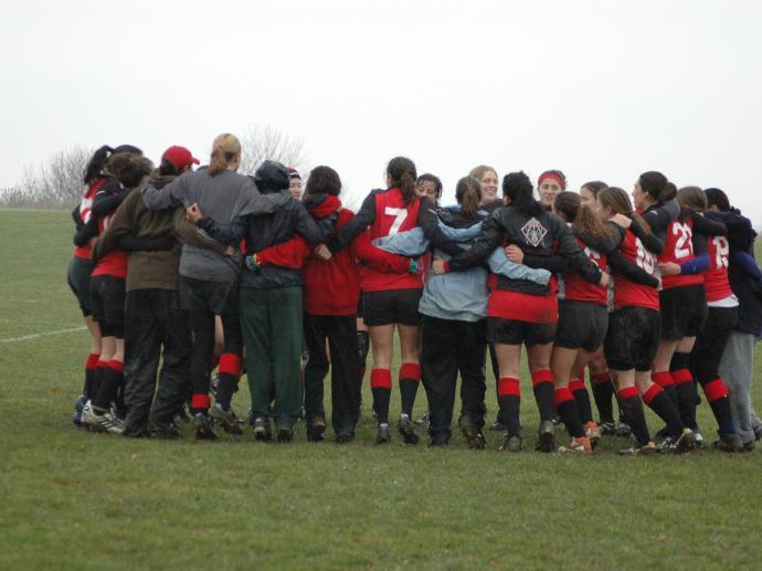 2007 Cornell Women