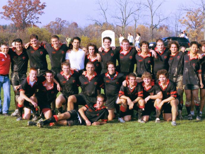 2006 Cornell Men