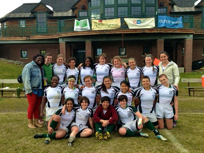 Dartmouth Women Spring 2013